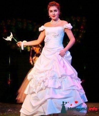 Платье Жозефина, 42-46 размер, 1500р прокат+4000р залог - фото 101265 Платье для Золушки - прокат свадебных платьев