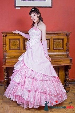 Фото 102139 в коллекции Наши платья в вашей жизни  (фото) - Платье для Золушки - прокат свадебных платьев