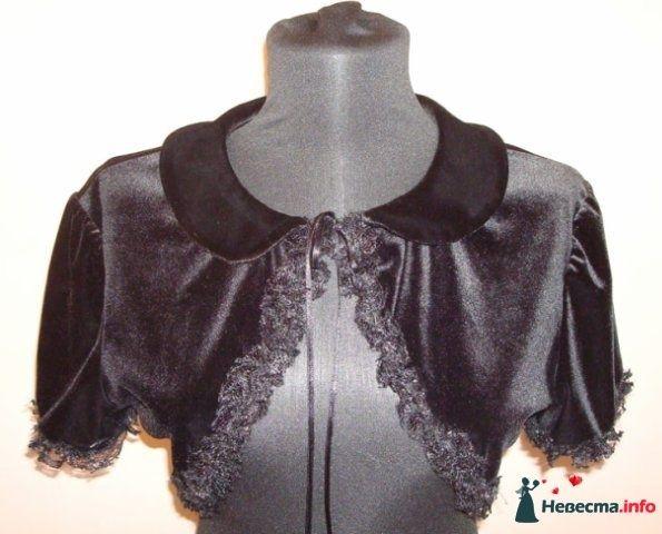 Фото 102185 в коллекции Шубки, накидки, болеро - Платье для Золушки - прокат свадебных платьев