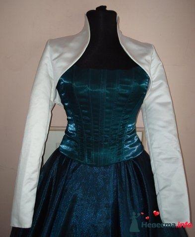 Фото 102187 в коллекции Шубки, накидки, болеро - Платье для Золушки - прокат свадебных платьев