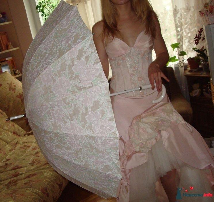 Фото 102192 в коллекции Зонтики, веера,маски - Платье для Золушки - прокат свадебных платьев
