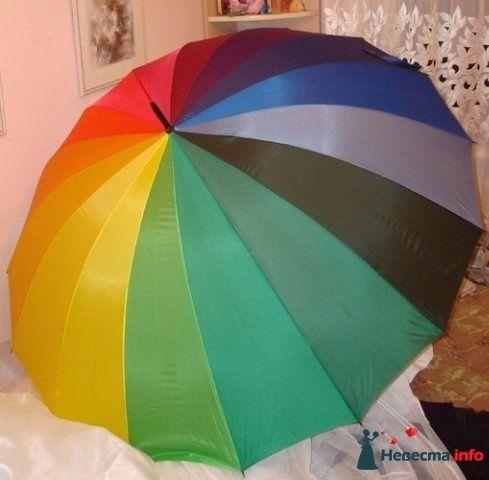 Фото 102194 в коллекции Зонтики, веера,маски - Платье для Золушки - прокат свадебных платьев
