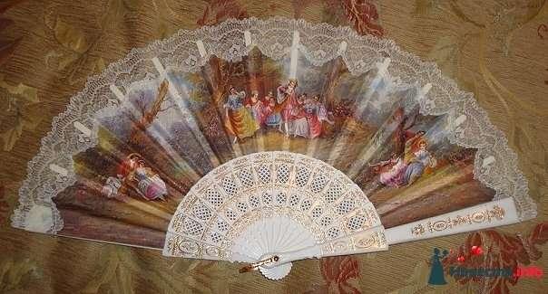 Фото 102213 в коллекции Зонтики, веера,маски - Платье для Золушки - прокат свадебных платьев