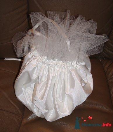 Фото 102217 в коллекции Перчатки, сумочки - Платье для Золушки - прокат свадебных платьев