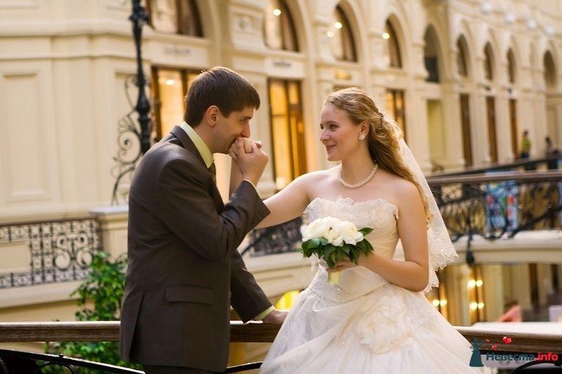 Фото прогулка со Светланой Гайван (платье Бэль) - фото 107314 Платье для Золушки - прокат свадебных платьев