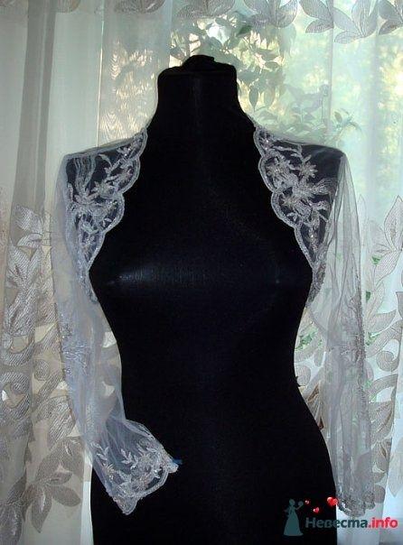 Фото 125392 в коллекции Шубки, накидки, болеро - Платье для Золушки - прокат свадебных платьев