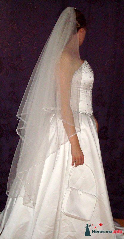 Фото 125400 в коллекции Фата - Платье для Золушки - прокат свадебных платьев