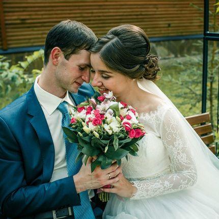Свадебная фотосъёмка неполного дня