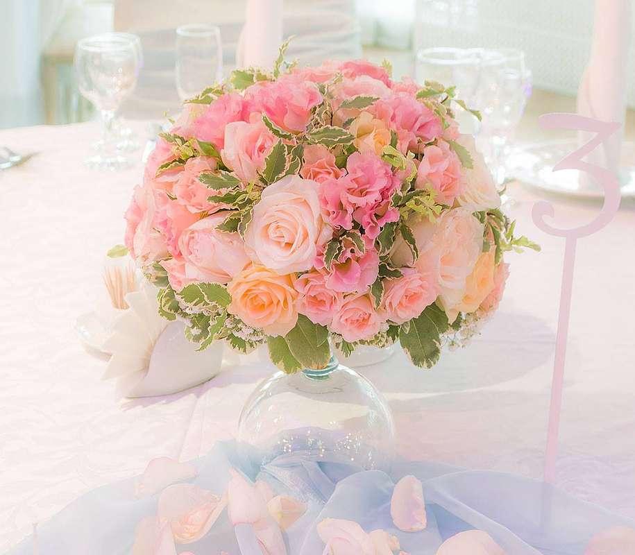 "Свадьба в ресторане ""Таврический сад"" - фото 17579386 Дизайн-студия Nommo"