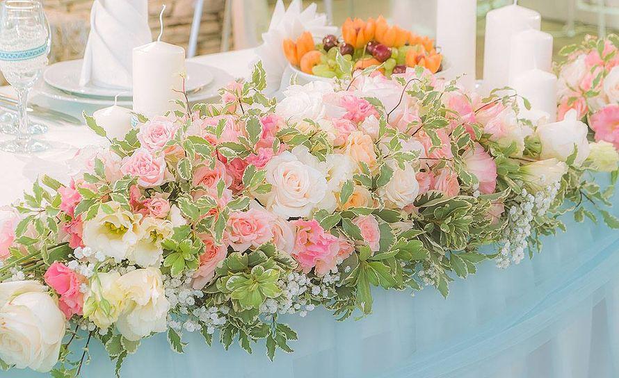"Свадьба в ресторане ""Таврический сад"" - фото 17579390 Дизайн-студия Nommo"