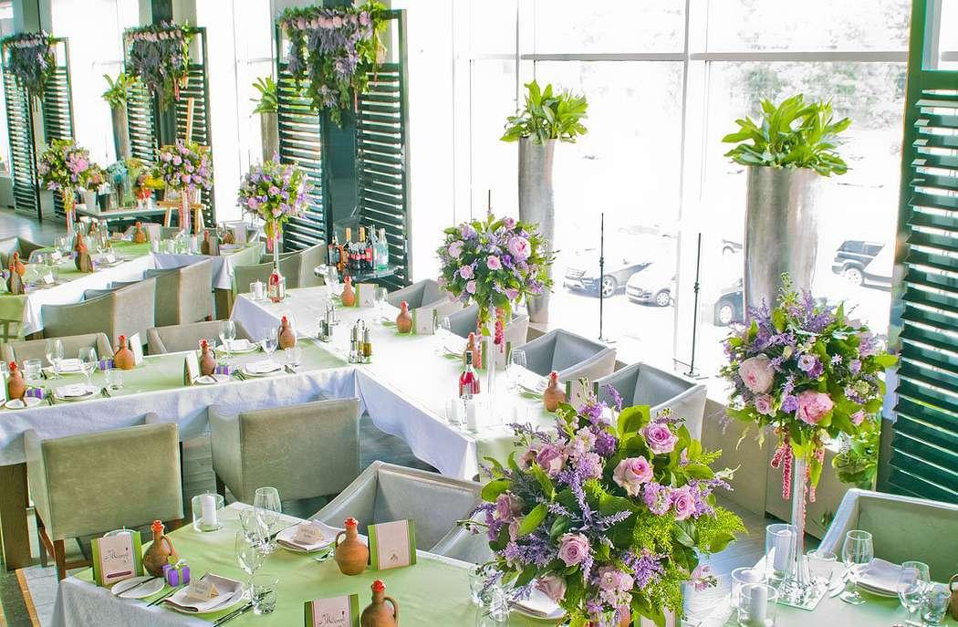 "Свадьба в ресторане ""Пианино"" - фото 17579406 Дизайн-студия Nommo"
