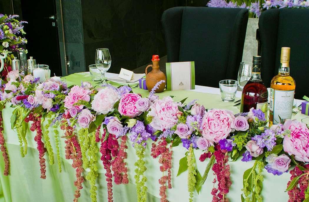 "Свадьба в ресторане ""Пианино"" - фото 17579416 Дизайн-студия Nommo"