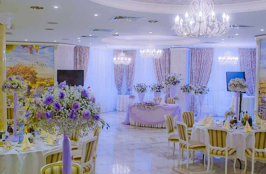 "Свадьба в ресторане ""Ля Мур"" - фото 17579432 Дизайн-студия Nommo"