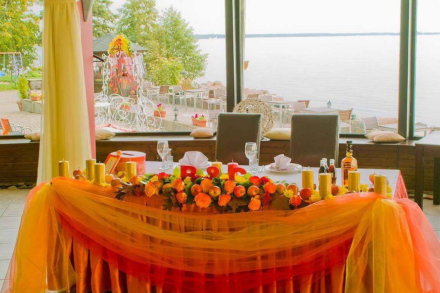 """Свадьба в ресторане """"Панорама"""" - фото 17579448 Дизайн-студия Nommo"""