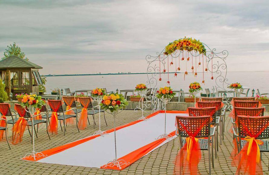 """Свадьба в ресторане """"Панорама"""" - фото 17579452 Дизайн-студия Nommo"""