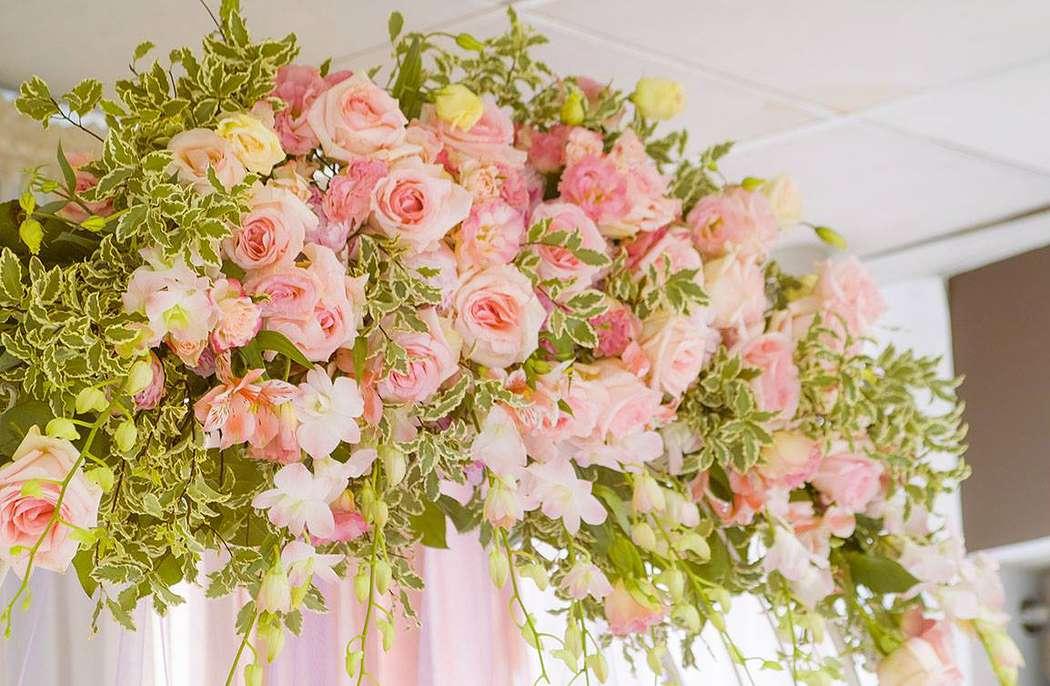 "Свадьба в ресторане ""Таврический сад"" - фото 17579474 Дизайн-студия Nommo"