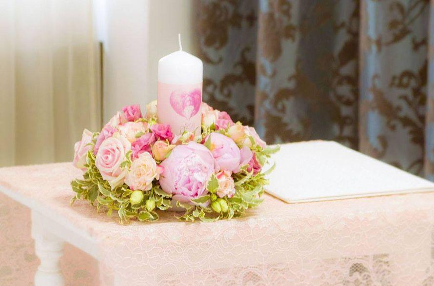 "Свадьба в ресторане ""Таврический сад"" - фото 17579476 Дизайн-студия Nommo"