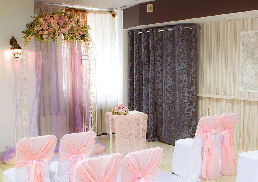 "Свадьба в ресторане ""Таврический сад"" - фото 17579478 Дизайн-студия Nommo"