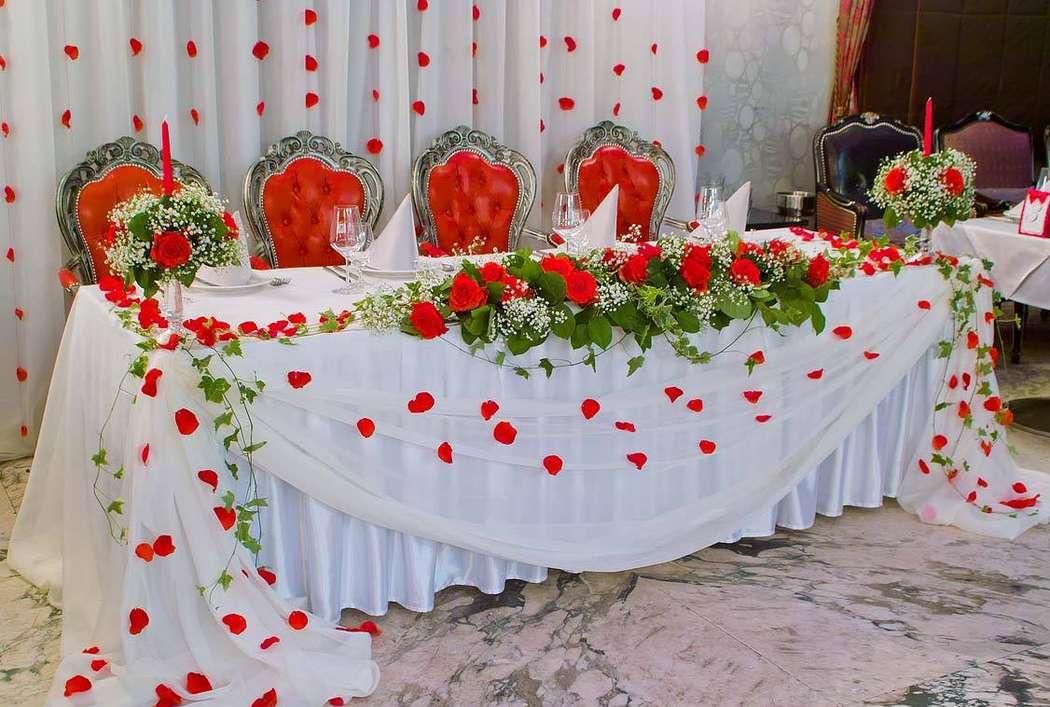 """Свадьба в ресторане """"Гимназия"""" - фото 17579484 Дизайн-студия Nommo"""