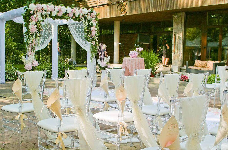 Свадьба в загородном клубе Casablanca - фото 17579564 Дизайн-студия Nommo