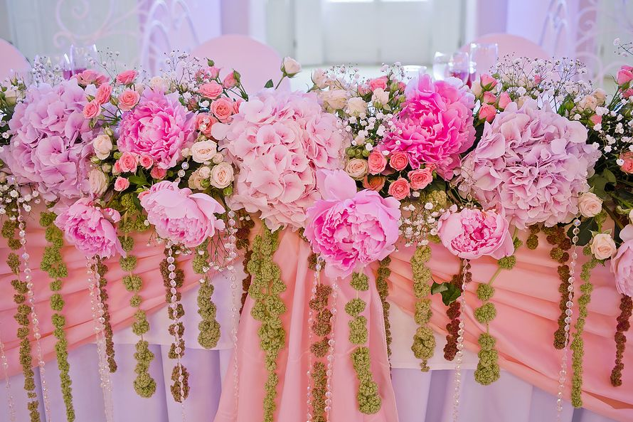 Фото 19516246 в коллекции Свадьба в банкетном зале Павильон Роз - Дизайн-студия Nommo