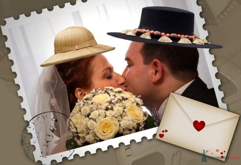 На пути в медовый месяц  -в Доминикану - фото 59196 Невеста01