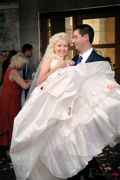 Фото 36723 в коллекции Свадебные - Фотограф Наталья Черкасова