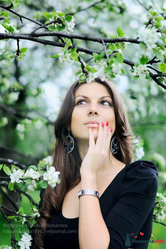 Фото 102639 в коллекции Инара (Inessa18) и Алексей в яблоневом саду - Фотограф Наталья Черкасова