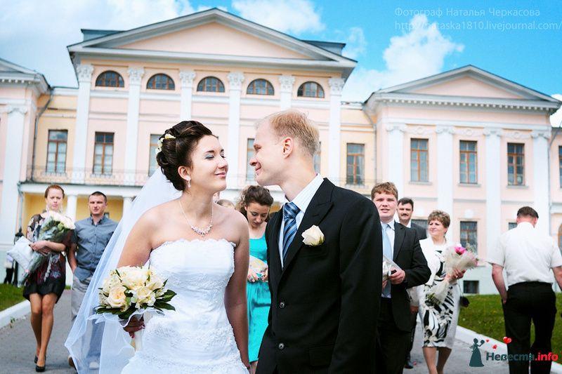 Фото 115133 в коллекции Свадебные - Фотограф Наталья Черкасова