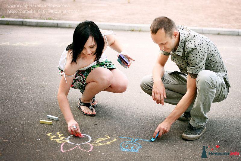 Фото 123575 в коллекции Из Lovestory Светы (Toxic Doris) и Ильи  - Фотограф Наталья Черкасова
