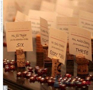 Рассадочные карточки - фото 10304 Невеста01