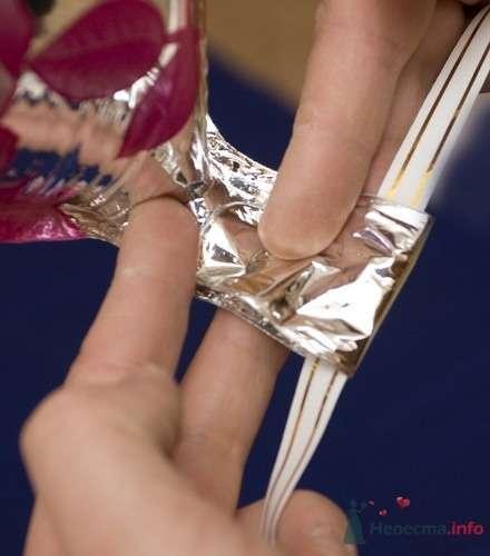 Фото 11792 в коллекции Как  украсить зал шариками самостоятельно - Невеста01