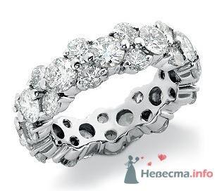 Помолвочное кольцо с бриллиантами - фото 9125 Интернет-магазин Miagold