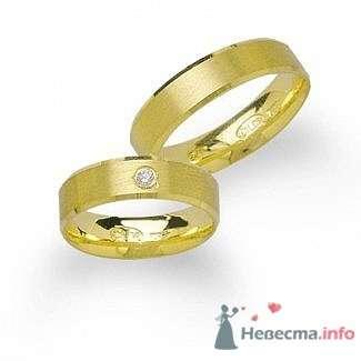 Фото 9946 в коллекции Обручальные кольца из желтого золота - Интернет-магазин Miagold