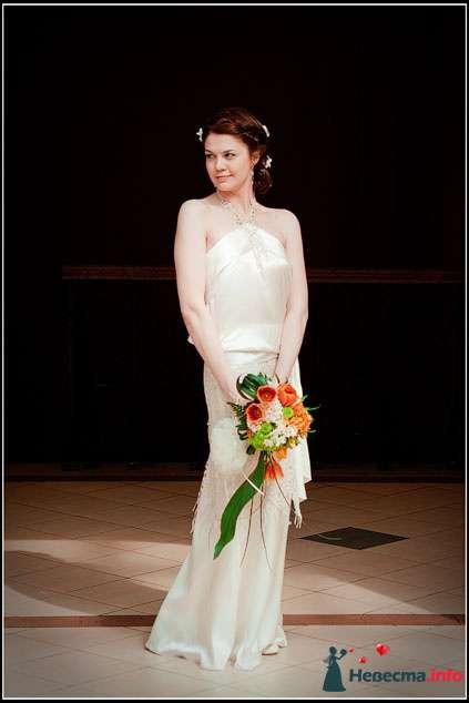 Фото 81829 в коллекции Свадебная фотосъёмка - Невеста01