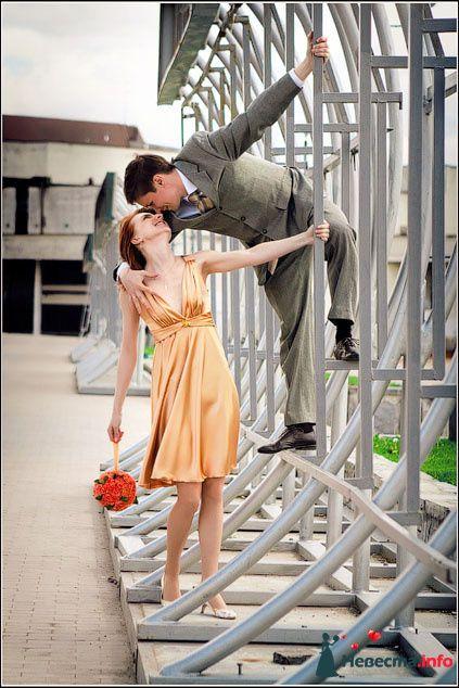 Фото 83239 в коллекции Свадебная фотосъёмка - Невеста01