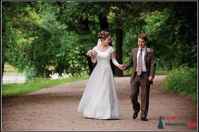 Фото 84468 в коллекции Свадебная фотосъёмка - Невеста01