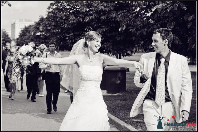 Фото 88742 в коллекции Свадебная фотосъёмка - Невеста01