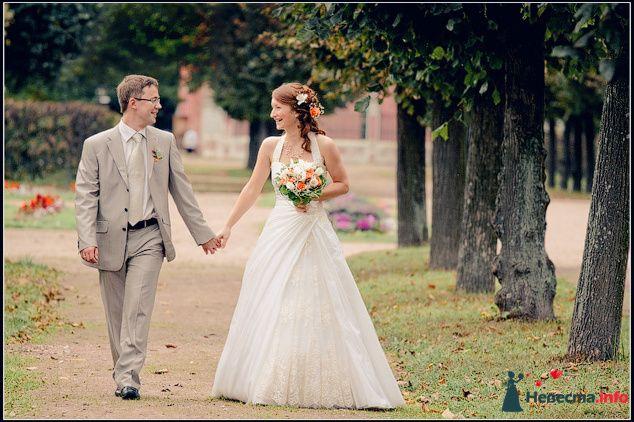 Фото 90090 в коллекции Свадебная фотосъёмка - Невеста01