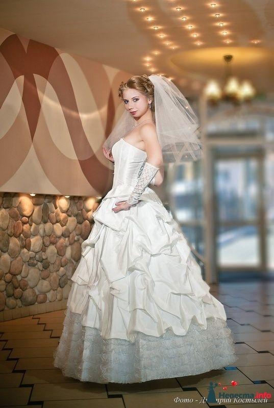 Невеста Алёна - фото 105102 Елена Зыкина Визажист-стилист