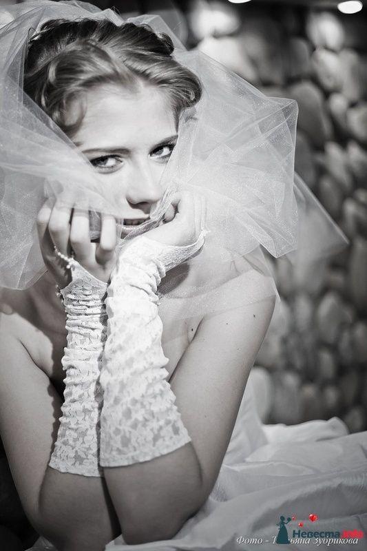 Невеста Алёна - фото 105112 Елена Зыкина Визажист-стилист