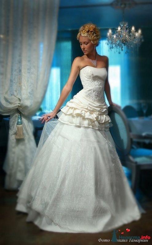 ФотоШоу 5*5 Невеста Евгения - фото 105153 Елена Зыкина Визажист-стилист