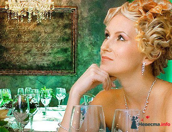 ФотоШоу 5*5 Невеста Евгения - фото 105159 Елена Зыкина Визажист-стилист
