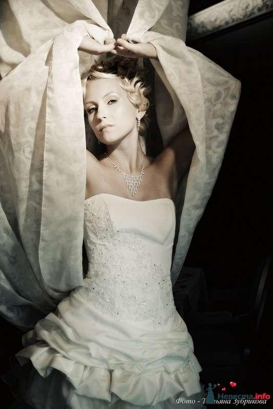 ФотоШоу 5*5 Невеста Евгения - фото 105164 Елена Зыкина Визажист-стилист