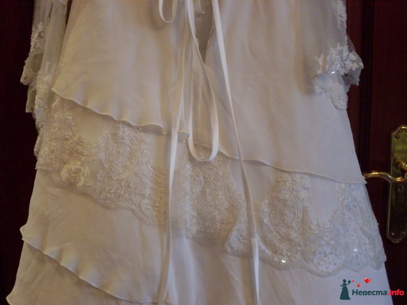 Корсажное платье TO BE BRIDE - юбка - фото 112397 Дмитрий Агапов