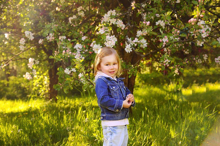 Детская фотосессия в парке, стоимостью за  1 час