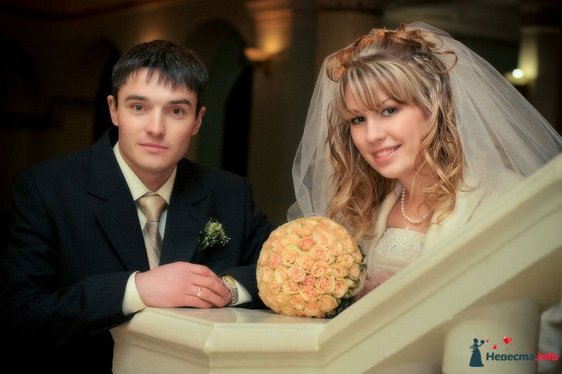 Фото 102671 в коллекции Свадебные фотографии