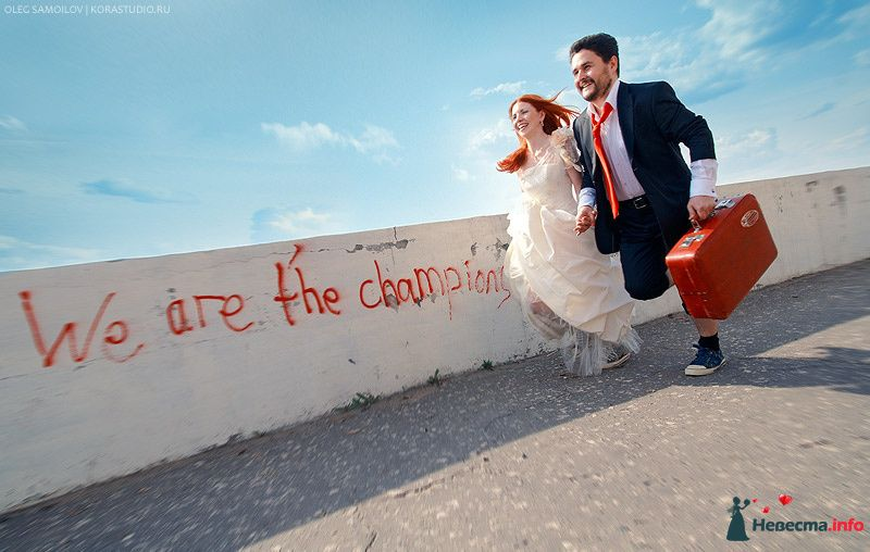 Свадебная фотография от Олега Самойлова - фото 103497 Свадебный фотограф Олег Самойлов