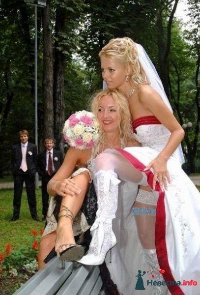 у кого ноги длиннее... - фото 115903 Alenka88