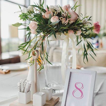 Оформление гостевых столов